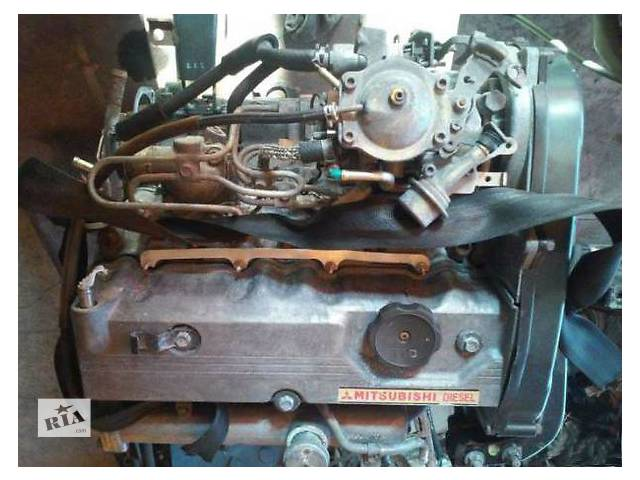 бу Б/у блок двигателя для легкового авто Mitsubishi Galant 1.8 td в Ужгороде