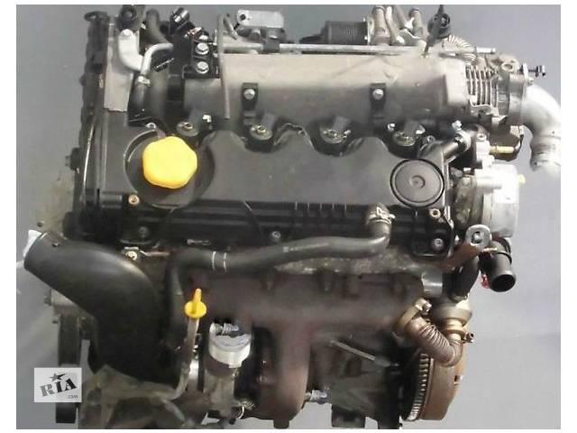 бу Б/у блок двигателя для легкового авто Opel Zafira 1.9 cdti в Ужгороде