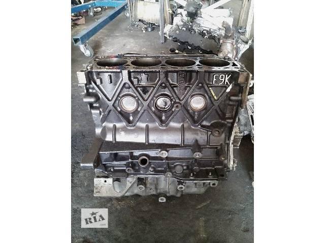 купить бу Б/у блок двигателя в сборе для легкового авто Renault Trafic 1.9dci в Ковеле