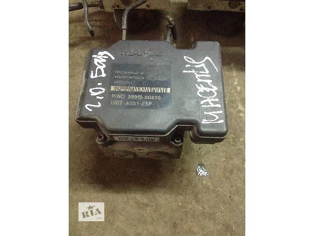 продам Б/у блок управления abs для легкового авто Kia Magentis 2006-2009 р бу в Авдеевке (Донецкой обл.)
