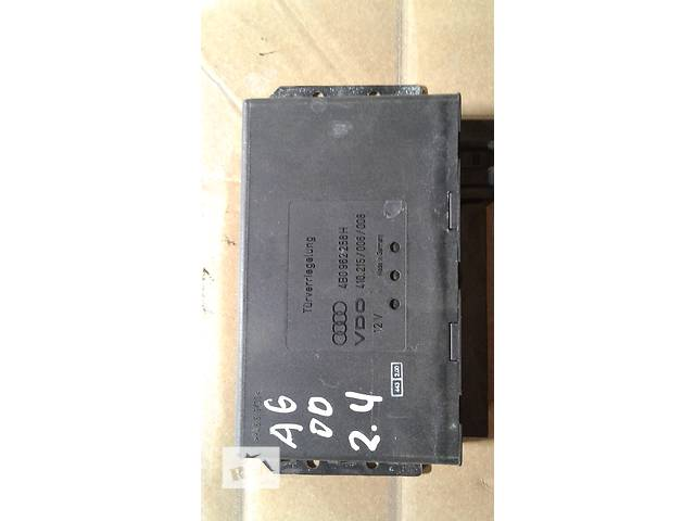 продам Б/у блок управления для легкового авто Audi 4B0962258H бу в Львове