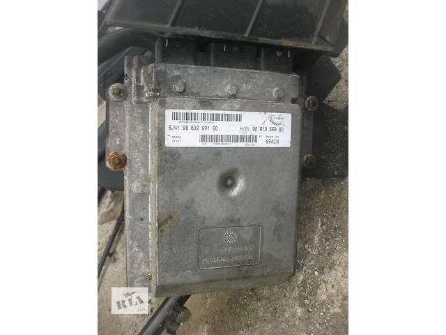 Б/у блок управления двигателем Citroen Jumper 2.2 hdi 2006-- объявление о продаже  в Ровно