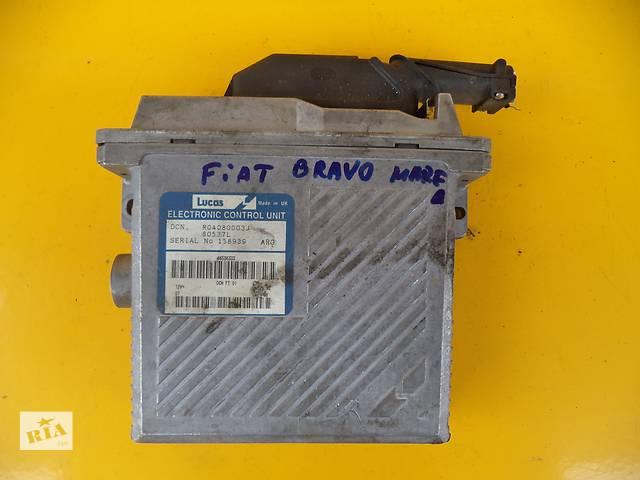 бу Б/у блок управления двигателем для легкового авто Fiat Marea (1,9 TD)(96-01) в Луцке
