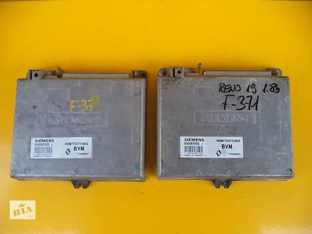 бу Б/у блок управления двигателем для легкового авто Renault 19 (1,7)(88-00) в Луцке