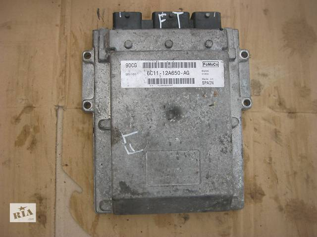 купить бу Б/у блок управления двигателем Ford Transit 2.2 tdci 2006- в Ровно