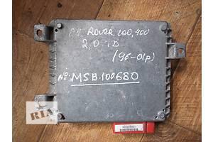 б/у Блоки управления двигателем Rover 420