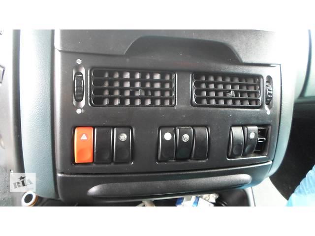 бу Б/у Блок управления печкой ДАФ DAF XF95 380 Евро3 2003г в Рожище