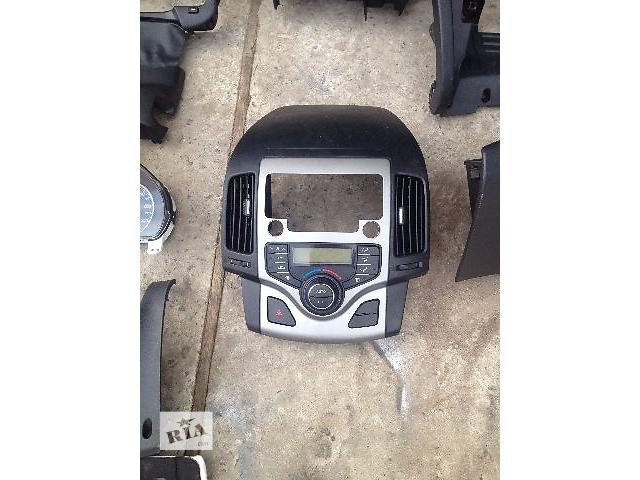 продам Б/у блок управления печкой/климатконтролем для легкового авто Hyundai i30 бу в Дубраве (Житомирской обл.)