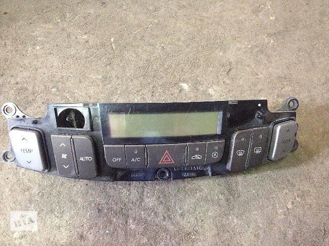 Б/у блок управления печкой/климатконтролем для легкового авто Hyundai Sonata NF- объявление о продаже  в Авдеевке (Донецкой обл.)