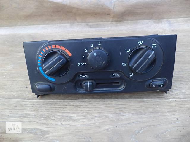 продам Б/у блок управления печкой/климатконтролем для седана Daewoo Lanos 2001г бу в Николаеве