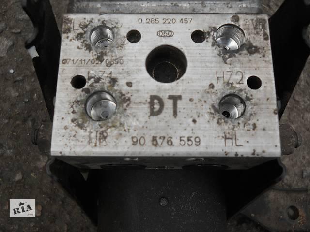 бу Б/у блок управління abs для легкового авто Opel Vectra B в Червонограде