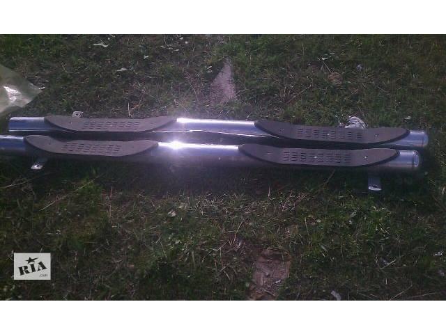 Б/у боковые пороги, подножки для кроссовера Lexus RX 300 I 2001г- объявление о продаже  в Николаеве