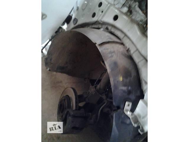 купить бу Б/у Брызговики и подкрылки підкрилки Renault Kangoo Кенго 1,5 DCI К9К B802, N764 2008-2012 в Рожище