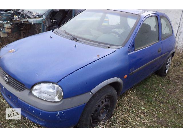 бу Б/у четверть автомобиля для хэтчбека Opel Corsa 1992 в Николаеве
