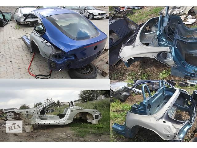 продам Б/у четверть автомобиля для легкового авто BMW Z4 e85 e86 e89 бу в Львове