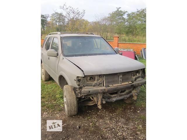 купить бу Б/у четверть автомобиля для легкового авто Opel Frontera в Дрогобыче
