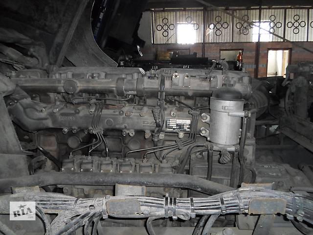 б/у Датчики и компоненты ДАФ DAF XF95 380 Евро3 2003г- объявление о продаже  в Рожище