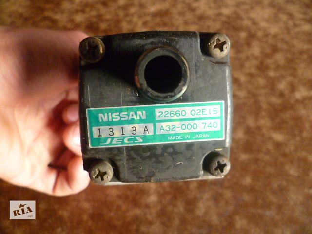 бу Б/у датчики и компоненты для легкового авто Nissan Prairie 1991 в Черновцах