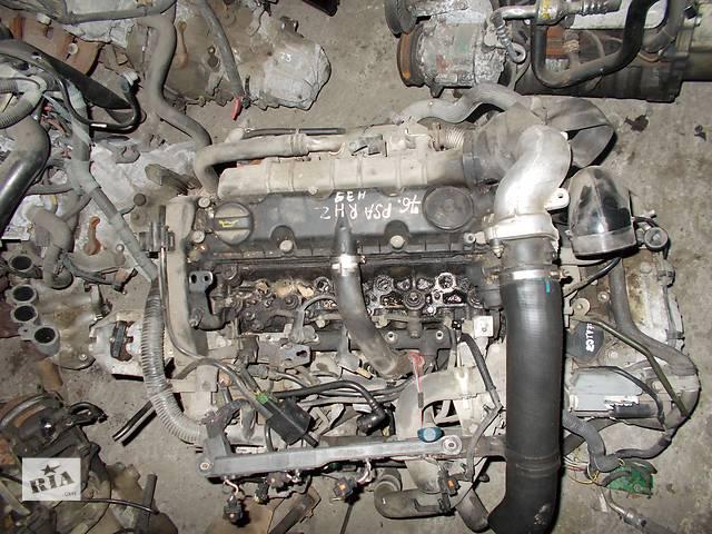 Б/у Двигатель Fiat Ulysse 2,0hdi № PSA RHZ 1999-2002- объявление о продаже  в Стрые