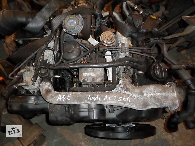 бу Б/у Двигатель Audi A6 2,5TDI № AKE 2001-2005 в Стрые