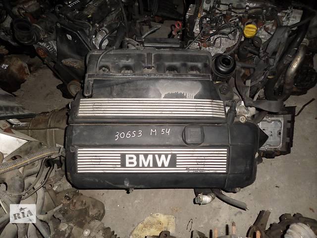 купить бу Б/у Двигатель BMW Z4 3.0 бензин (E85) № M54 306S3 в Стрые