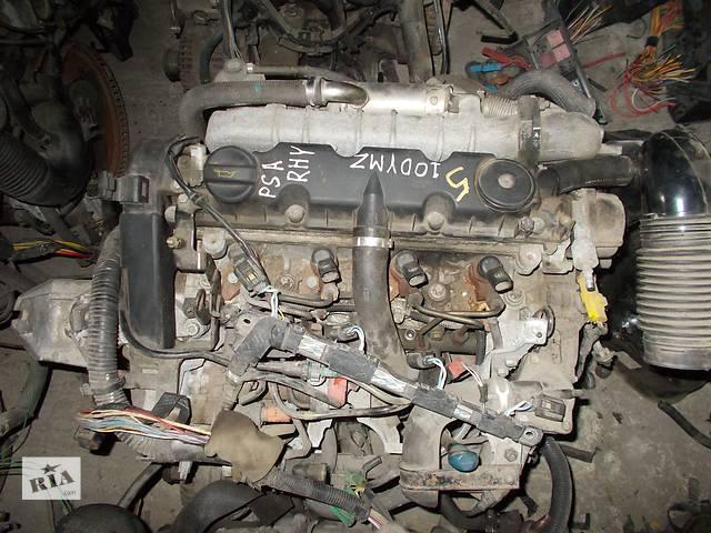 бу Б/у Двигатель Fiat Ducato 2,0JTD № PSA RHY в Стрые