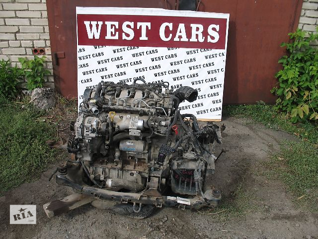 купить бу б/у Детали двигателя Двигатель Легковой Hyundai Tucson 2007 в Луцке