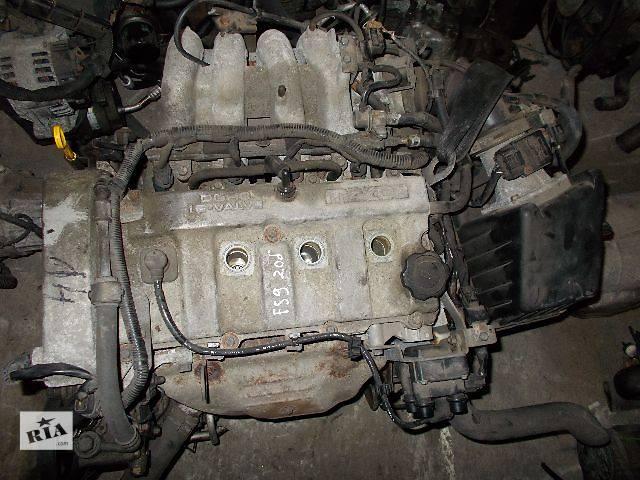 Б/у Двигатель Mazda MPV 2.0 бензин № FS- объявление о продаже  в Стрые