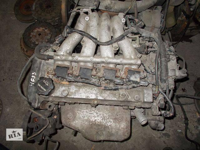 бу Б/у Двигатель Mitsubishi Carisma 1,8 бензин GDI № 4G93 в Стрые