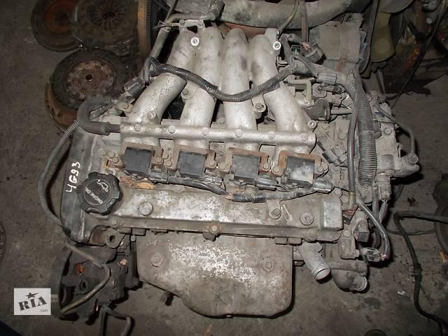 купить бу Б/у Двигатель Mitsubishi Lancer 1,8 бензин GDI № 4G93 в Стрые