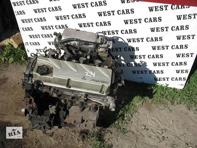 бу б/у Детали двигателя Двигатель Легковой Mitsubishi Outlander 2005 в Луцке