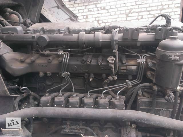 бу б/у Детали двигателя двигуна ДАФ DAF XF95 380 Евро3 2003г в Рожище