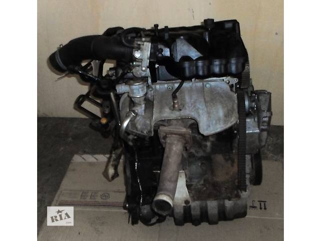 продам Б/у Детали двигателя Головка блока Двигун 1,6 16V бензин Volkswagen Golf IV Фольксваген гольф4 бу в Рожище