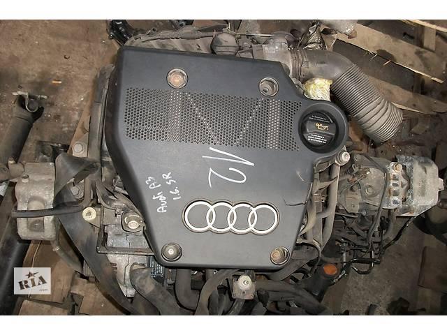 купить бу Б/у Детали двигателя Поддон двигуна Ауди Audi A4 MALYZ 1,8 бензин Turbo 2004 в Рожище