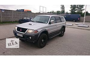 б/у Генераторы/щетки Mitsubishi Pajero