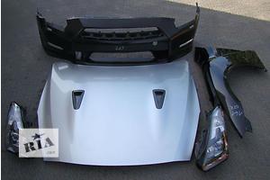 б/у Капоты Nissan GT-R