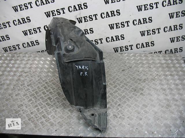 купить бу б/у Детали кузова Брызговики и подкрылки Легковой Toyota Yaris 2006 в Луцке