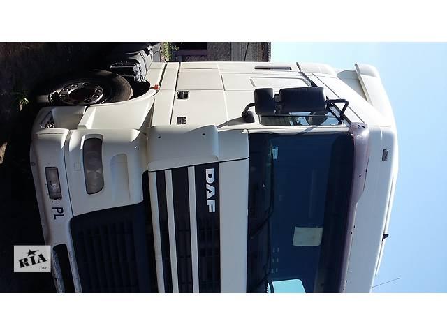 бу Б/у Детали кузова Крыло кабины ДАФ DAF XF95 380 Евро3 2003г в Рожище