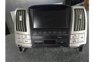 б/у Радио и аудиооборудование/динамики Lexus