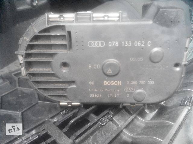 купить бу Б/у дросельная заслонка/датчик для легкового авто Audi A6 2006 в Львове