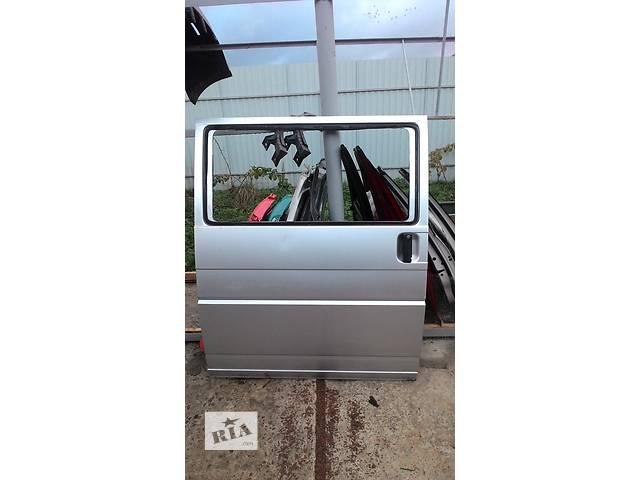 купить бу Б/у дверь боковая сдвижная для легкового авто Volkswagen T4 (Transporter) в Яворове (Львовской обл.)