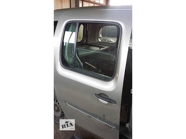 б/у Дверь боковая сдвижная (левая, правая) Легковой Renault Kangoo 1,5 dci пасс. 2010- объявление о продаже  в Луцке
