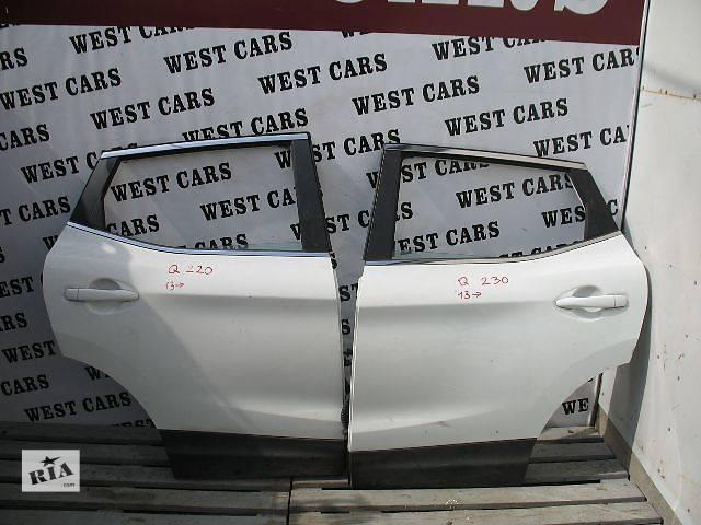 бу Б/у дверь задняя левая для легкового авто Nissan Qashqai 2013 в Луцке