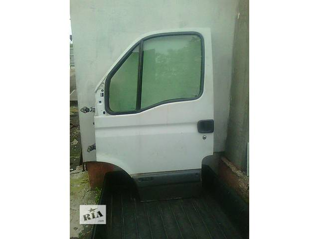 продам Б/у дверь передняя для легкового авто Renault Master бу в Ковеле