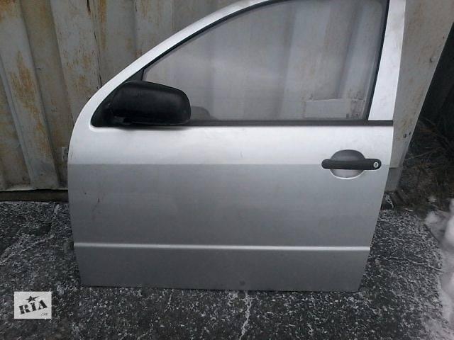 продам Б/у дверь передняя для легкового авто Skoda Fabia бу в Луцке