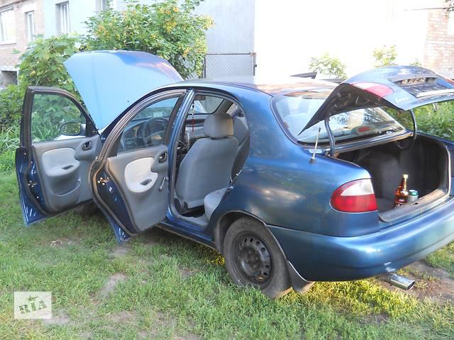 Б/у дверь передняя для седана Daewoo Lanos- объявление о продаже  в Краснограде