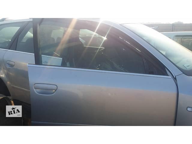 купить бу Б/у дверь передняя для универсала Audi A6 в Радивилове