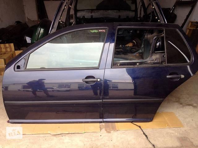 бу Б/у дверь передняя лєвая для хэтчбека Volkswagen Golf IV, Bora 2001года в Хусте
