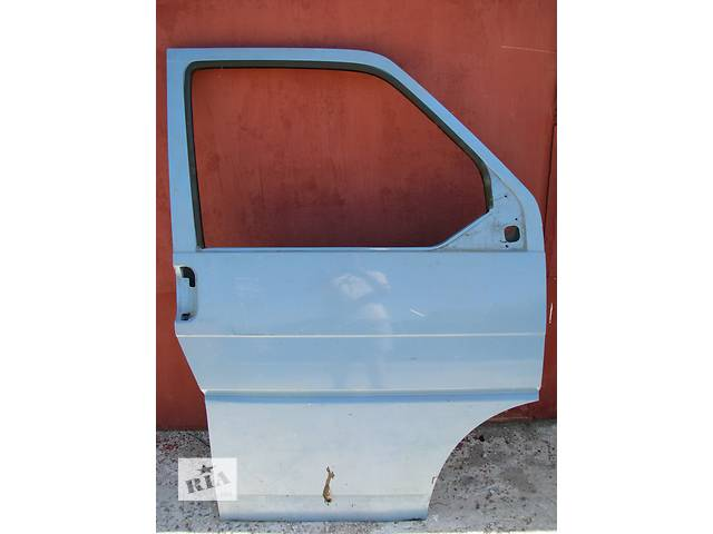 Б/у дверь передняя п Volkswagen T4 1993- объявление о продаже  в Броварах