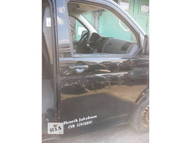 купить бу Б/у дверь передняя Volkswagen T5 в Ровно